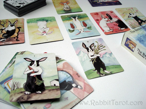 Rabbit Tarot Cards
