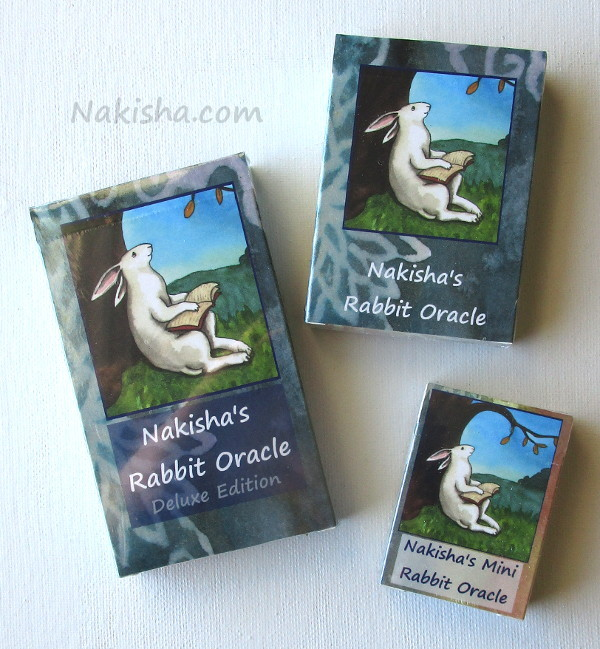 Nakisha's Rabbit Oracle
